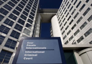 The entrance of the International Criminal Court (ICC), The Hague. (Photo credit: REUTERS)