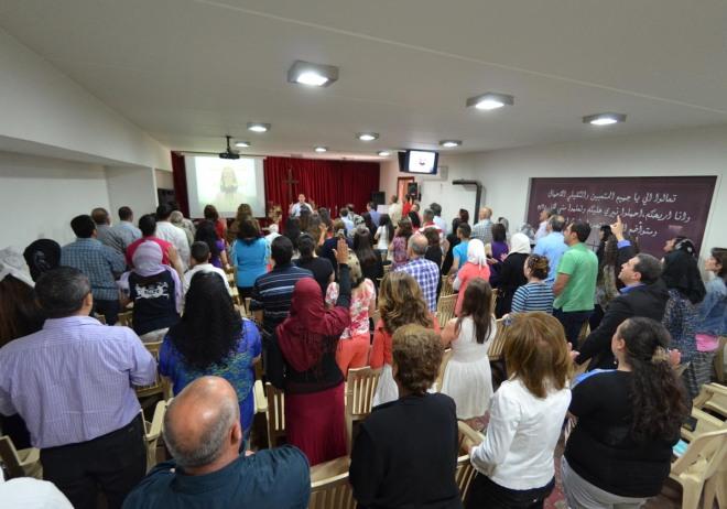 Zahle church