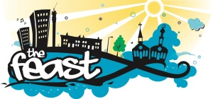 The Feast Brand Ident