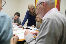 Levantine Arabic Classes